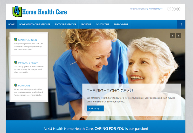 4U Home Health Care